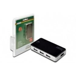 HUB USB 2.0, 7 Porturi cu alimentare externa Digitus