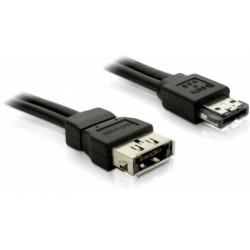 Cablu conexiune prelungitor eSATAp-eSATAp+USB 1m Delock