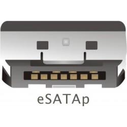 Cablu conexiune eSATAp-eSATAp 1m Delock