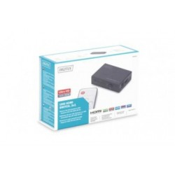 Switch HDMI UHD 4K/2K-60Hz 3porturi Digitus