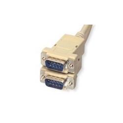 Cablu serial 9tata-9tata, 1.8 m 1:1