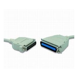 Cablu imprimanta bidirectional Cent36 - DSub25T 5m