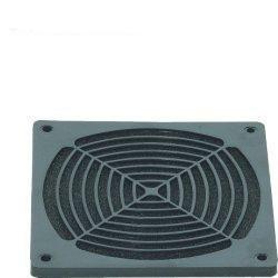Grilaj cu filtru de praf plastic ventilator 120x120 D-1-2-3