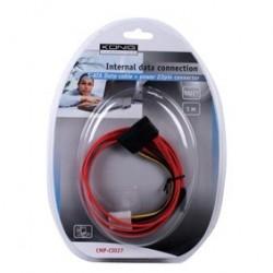 Cablu SATA date+ alimentare CMP-CIO27