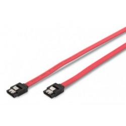 Cablu conexiune Serial ATA, 30 cm clips metalic
