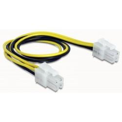 Cablu alimentare P4 tata-tata Delock