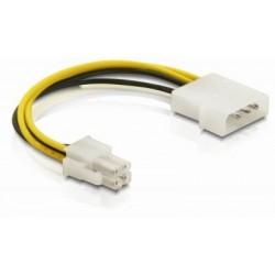 Cablu alimentare Molex - 4pini Delock