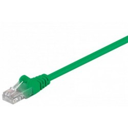 Patch cord - 15m verde cat 5