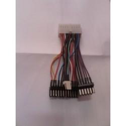 Cablu adaptor alimentare 20 pini mama-12+6 pini