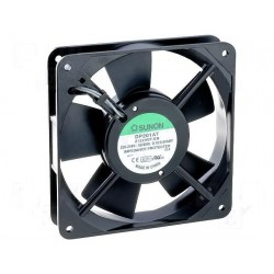 Ventilator 120x120x25 220V DP201AT2122HBT rulmenti 122.00m3/h 45.0dBA Sunon
