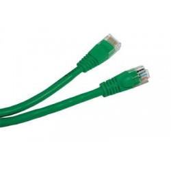 Patch cord - 3m verde cat.5e