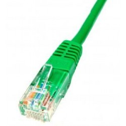 Patch cord - 5m verde cat.5e
