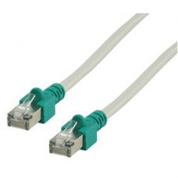 Patch cord FTP cross over - 1m gri cat.5e