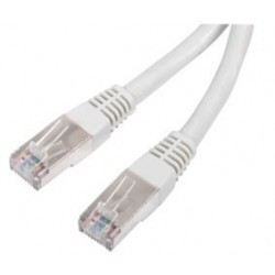 Patch cord SFTP - 1m gri cat.5e