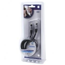 Cablu optic Toslink - Toslink, 2.5m HQSS4623/2.5