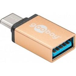 Adaptor USB 3.1 type C - USB 3.0 A mama Goobay