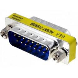Adaptor DB15tata -DB15tata