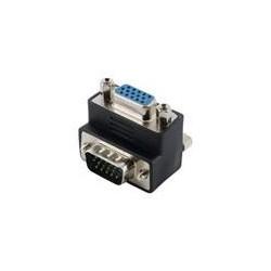 Adaptor VGA 15/3mama-15/3tata 90 grade