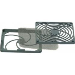 Grilaj cu filtru de praf 30ppi ventilator 80x80 LFT80FI30