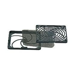 Grilaj cu filtru de praf 45ppi ventilator 120x120